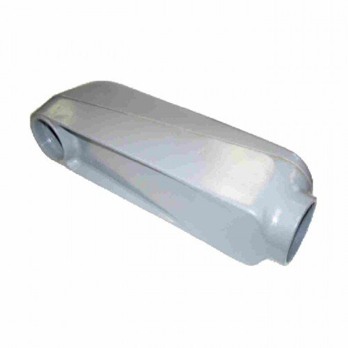 LBM-400 Mogul Rigid Conduit Body Type Lb, Aluminum, 4''