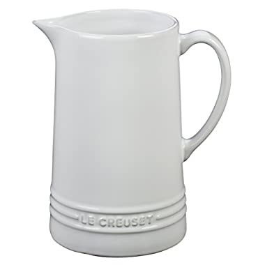 Le Creuset of America Pitcher, White