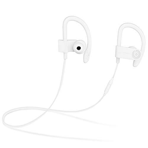 Powerbeats3 Wireless In-Ear Headphones – White (Renewed)