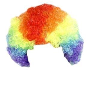 Clown Wig Costume Accessory