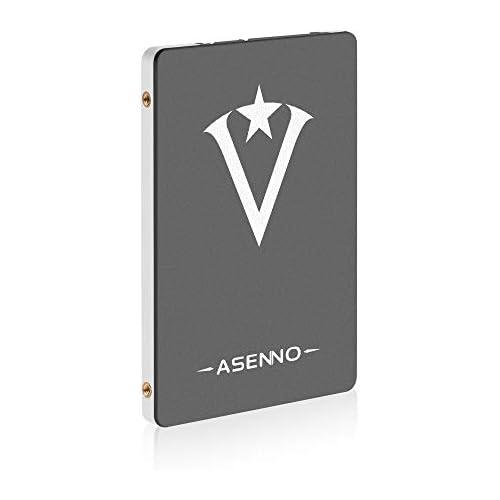 chollos oferta descuentos barato ASENNO 1TB 960GB 512GB 2 5 Pulgadas SSD con 1024 MB de Memoria SATAIII 6 GB s de Disco Duro Interno de Estado sólido para Notebook Tablet PC de Escritorio