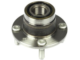 APDTY 513030 Wheel Hub Bearing Assembly Fits Rear 1990-2003 Ford Escort 90-95 Mazda 323 92-94 MX3 90-03 Protégé 91-95 Mercury Tracer (Models With Rear Drum Brakes; Except All Wheel Drive; Except ABS)