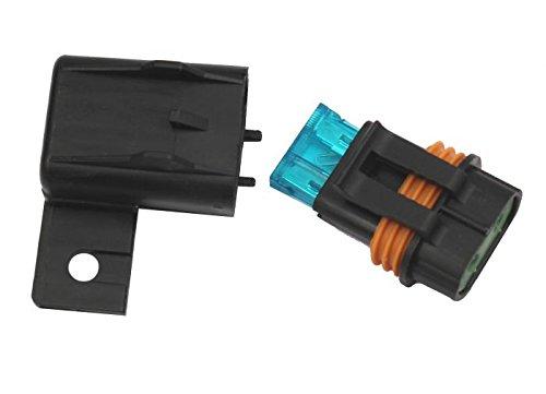 KFZ Sicherungshalter ATC Flachsicherung Auto Sicherung Sicherungsgehä use Onpira