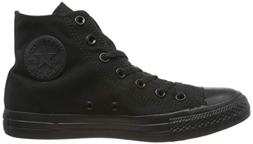 Converse M9160: Chuck Taylor All Star High Top Unisex Black White Sneakers by Converse (Image #13)