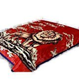7LBS heavyweight Lion/Dolphin Blanket, Super Warm , Super...
