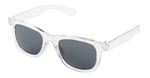 Carter's Silver Glitter Sunglasses size 4-8 100% UVA-UVB - Carters Baby Sunglasses