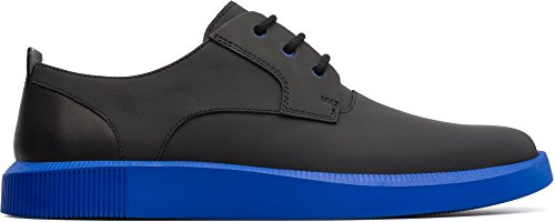 (Camper Bill K100356-001 Formal Shoes Men Black)