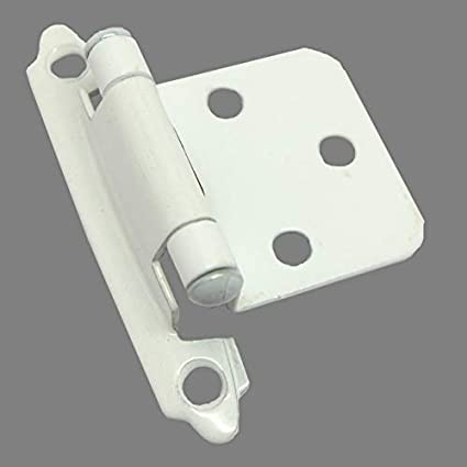 Nilas Cabinet Door Hinges Variable Flush Overlay Face Mount Spring