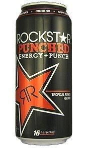 rockstar energy drink fruit punch - 2
