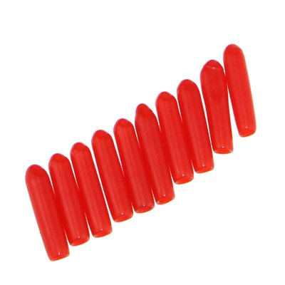 UUMART 10 Pcs Anti-slipping Switch Rubber Cap for Transmitter FrSky FS-i6  i6X Flsky Taranis X9D Q X7 Futaba JR Switch Sheath Cover