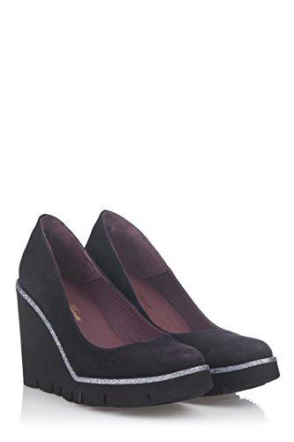 Moretti Compensées Marine Femme Bleu Shoes Wedge Laura dqxtSd