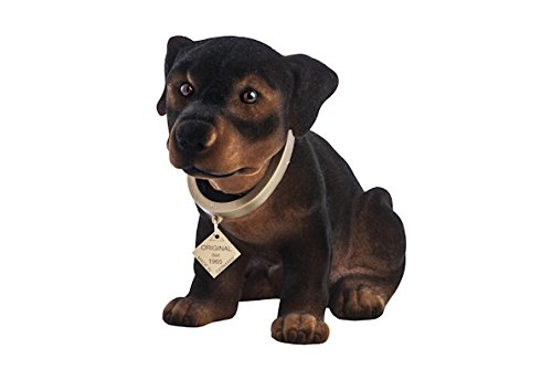 Wackelhund Rottweiler groß bobblehead