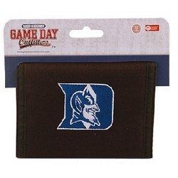 NCAA Duke Blue Devils Bi-Fold Wallet with Logo