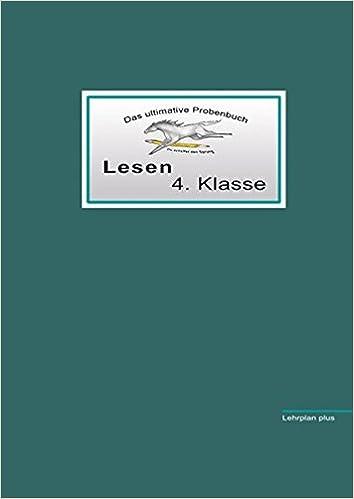 4. klasse proben deutsch leseprobe