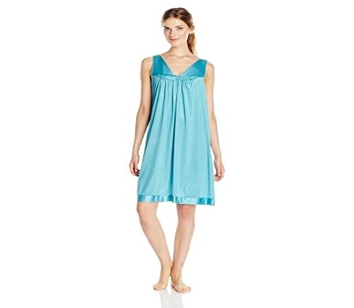 Vanity Fair Coloratura Short Gown - 7