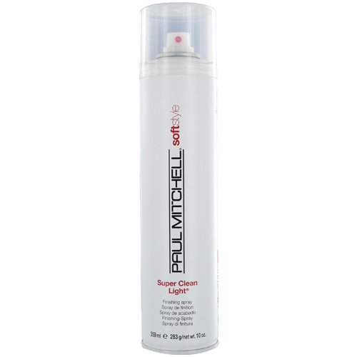 PAUL MITCHELL by Paul Mitchell SUPER CLEAN LIGHT HOLD FINISHING SPRAY 10 OZ (Package of 6 ) by Paul Mitchell