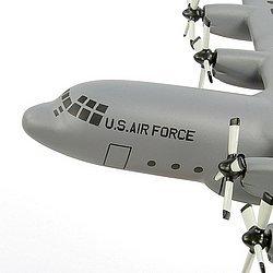 Mastercraft Collection C-130H Hercules Gray Model