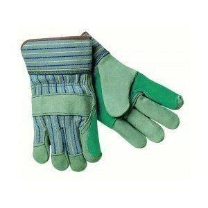 Memphis Glove 127-9890L Whizzbang Vinyl Glove, Intralock Lnd, Large, Multicolor