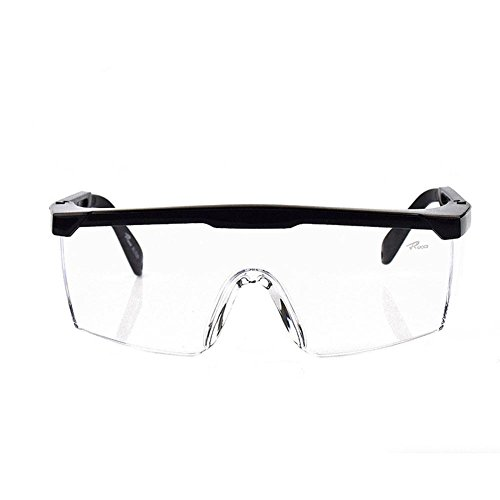 CENDA Anti Fog Resistant Safety Goggles, Approved Wide-Vision Lab Safety Goggle,Personal Protective Equipment for Indoor or Outdoor Use In - Frames Try Home On At Eyeglass