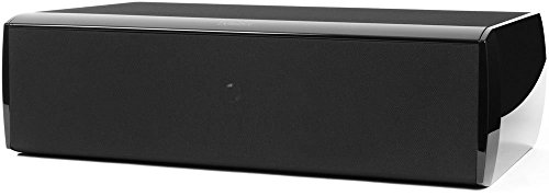 Definitive Technology CS-9080 High-Performance Center Channel Speaker with Integrated 8″ Powered Subwoofer and Bass Radiator