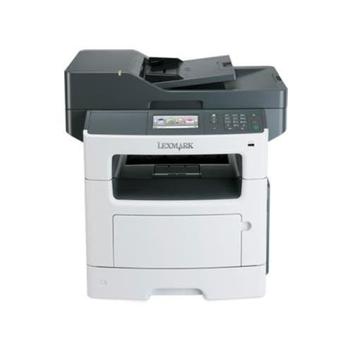 Lexmark MX517de Monochrome All-In One Laser Printer with Scan, Copy, Network Ready, Duplex Printing and Professional Features by Lexmark