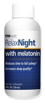 Détendez-vous avec Nuit mélatonine - Réduit le temps de se endormir et augmente la qualité du sommeil