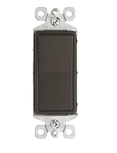 Pass & Seymour TM870DBCC10 15A Single Pole Decorative Switch