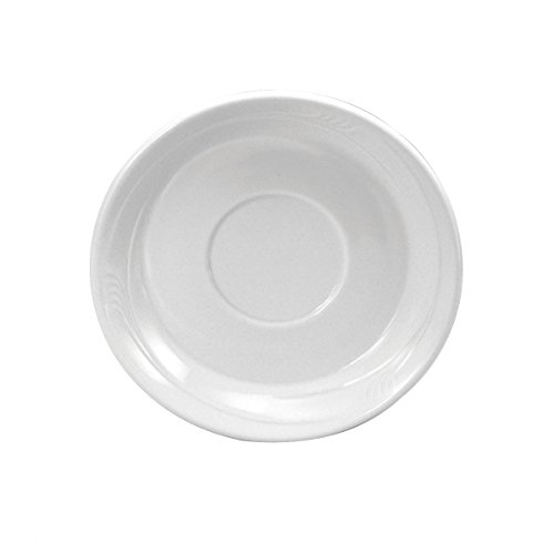 Oneida Foodservice F1040000502 Espree Saucers, 6