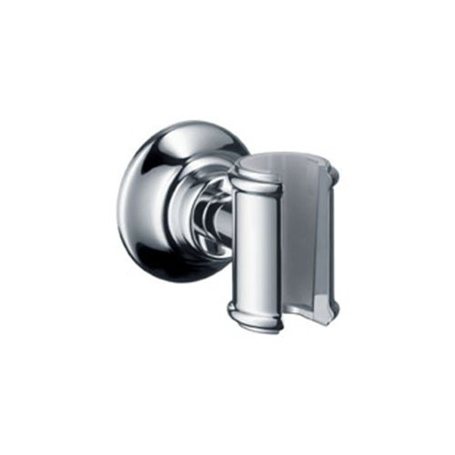 Hansgrohe 16325830 Axor Montreux Porter, Polished Nickel - Hansgrohe Porter E Holder