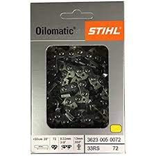 Stihl 33RS-72 Oilomatic Rapid Super Saw Chain, 20'