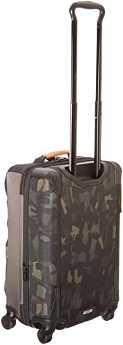 Tumi Trolley International Office Carry-On Negro 55.9 cm Gris