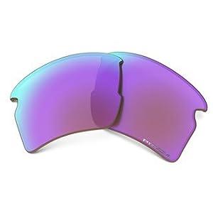 Oakley Men's Flak 2.0 Xl Non-polarized Iridium Replacement Lenses, Prizm Golf