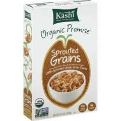 Organic Promise Sprouted Grain Cereal (12-9.5 oz boxes) Organic Promise Sprouted Grain Cereal by Kashi- (Image #1)
