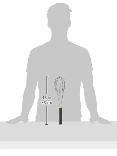 Matfer 111024 Whisk with Plastic Handle 14