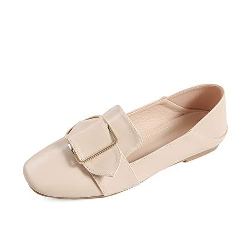 flat casual comfortable 35 FLYRCX single shoes shoes shoes fashion work Women's EU non office slip n5qnFZX04
