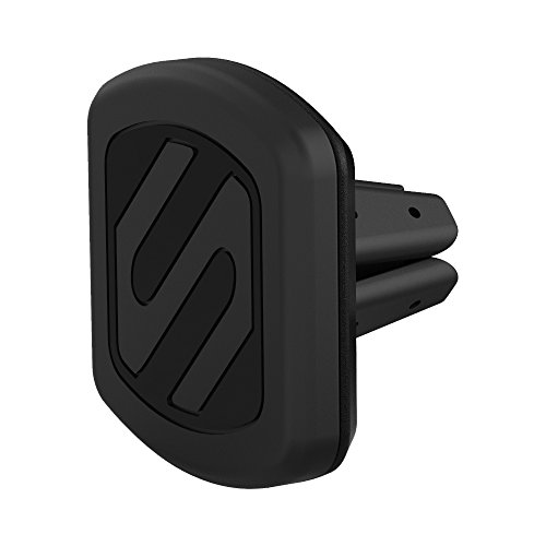 SCOSCHE MAGVM2B MagicMount Magnetic Phone/GPS Vent Mount for the Car in Frustration Free Packaging