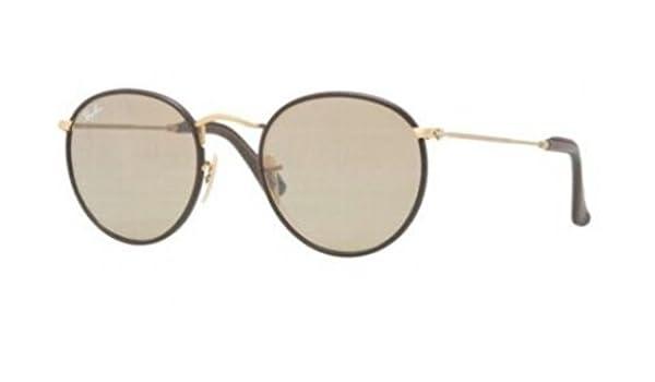 a22eccb0085 ... Amazon.com Ray Ban RB3475Q Sunglasses Color 11253 Clothing Ray-Ban  ROUND CRAFT ...