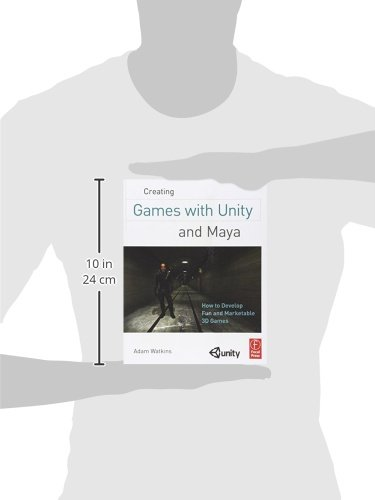 Amazon com: Creating Games with Unity and Maya: How to