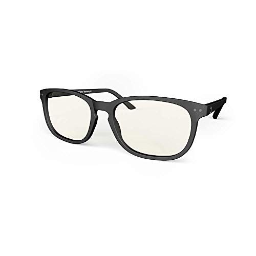 Blueberry - Computer Glasses -Size XL -Black - (Blackberry, Clear BLP - Blackberry Lens