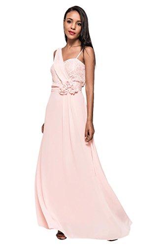 2d0f249d3fc13 Longue D honneur Mariage Rose Boutique Robe magique De Demoiselle Femme  Soirée Pour qwOIf6w