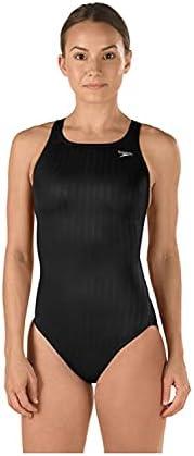 Speedo Women's Girls Fl Aqua Record Breaker Youth Swim