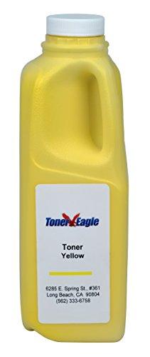 Toner Eagle - Yellow Toner Refill Kit +Chip for Lexmark C950 C950de C950X2YG. 345gr. 22K Pages ()