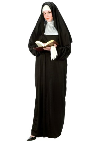 Nun Plus Size (Plus Size) One Size Fits Most 16W to 24W -