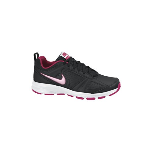Nike T-Lite Xi - Zapatillas para mujer Negro (Blk / Arctc Pnk-Fchs Frc-Fchs Fr)