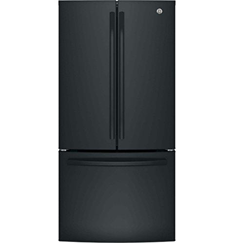 GE GNE25JGKBB French Refrigerator Capacity