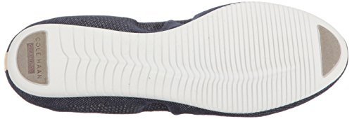 Sandshell Optic Flat Ballet Women's Denim Cole Studiogrand White Dark Haan 0qBFwC1