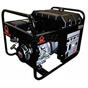 Portable Generator, Subaru Engine Plus Bonus Wheel Kit, 5000 Watt