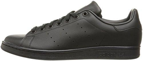 Adidas Men's Originals Stan Smith Sneaker, Core Black/Black/Black, 11 M US