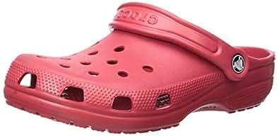 Crocs Unisex Kids Classic Clog, Pepper, J1
