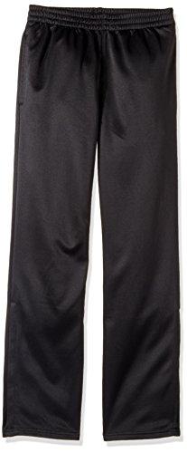 - Carhartt Boys' Big' Force Fleece Pant, Caviar Black, 12